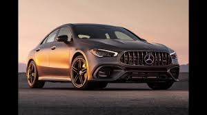The amg cla 45 is more responsive, more aerodynamic, and more thrilling to drive. Video 2020 Mercedes Benz Cla45 Amg Mercedes Cla Amg Tuning Mercedes Benz Mercedes Amg