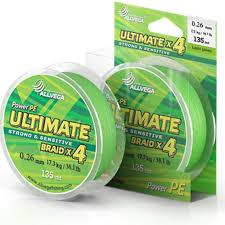 <b>Леска Allvega Ultimate</b> 0 16mm 135m 9 5kg Light Green ...