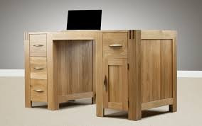 Oak Furniture Land Bedroom Furniture Alto Solid Oak Computer Desk Oak Furniture Land Www