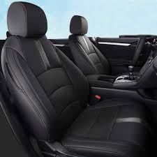 honda civic 2019 leather seat covers