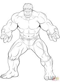 coloring pages avengers fresh avengers the hulk coloring page