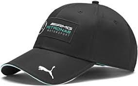 Puma × Mercedes Benz Silver Arrows Baseball Cap ... - Amazon.com