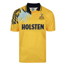 To access the tottenham jerseys page you need to register or log in. Tottenham Hotspur 1992 Away Shirt Tottenham Hotspur Retro Jersey Score Draw