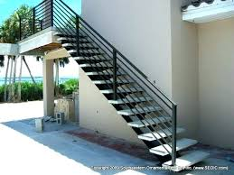 iron railings for steps handrails outdoor stairs aluminum stair wrought uk ste