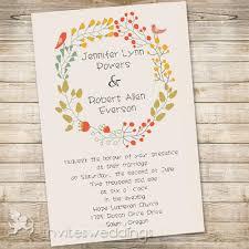 floral and birds boho wedding invitations iwi306 wedding Vintage Boho Wedding Invitations floral and birds boho wedding invitations iwi306 vintage bohemian wedding invitations