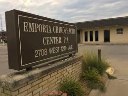 dr eric hawkins who is employed with emporia chiropractic llc had his license