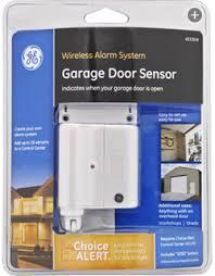 garage door alarmGE Choice Alert Wireless Alarm System Garage Door Sensor  Home