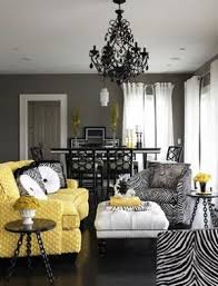 ... Delightful Gray Yellow And Black Living Room 17 Best Images About Yellow  Grey Decor On Pinterest ...