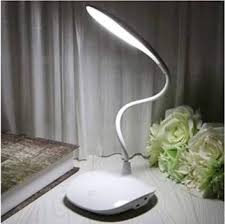 TechGear <b>3 Level Brightness</b> Adjustment Desk Touch Lamp with ...