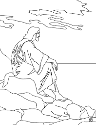 Various Christmas And Easter Coloring Pages