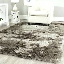 largest fluffy area rugs rug red plush large white residenciarusc com
