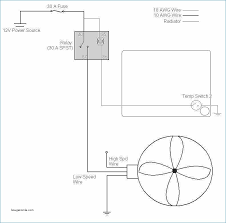 wiring diagram for electrical radiator fan altaoakridge com Wiring 3 Speed Box Fan electric radiator fan wiring diagram beamteam