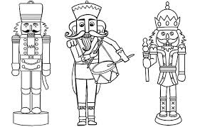 Small Picture Nutcracker coloring pages free printable ColoringStar