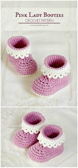 Baby Booties Pattern Interesting Decorating Ideas