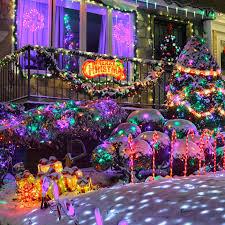 Dyker Heights Christmas Lights Tour 2017 Dyker Heights Christmas Lights Photos Of Nycs Dazzling