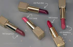 estee lauder pure colour envy sculpting lipstick 5 piece gift set 78 00 cad