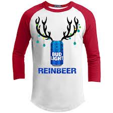 Funny Bud Light Shirts Pin On Christmas Shirt