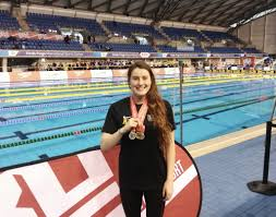 A golden comeback for Amber Keegan after battling injuries and an ...
