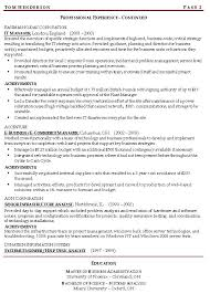 manager resume examples it manager  seangarrette comanager resume objective examples with it manager experience   manager resume examples