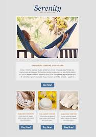 Wellness Newsletter Templates Health And Beauty Newsletter Templates Email Marketing