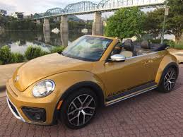 Test Drive: 2017 VW Beetle Dune Convertible   Times Free Press