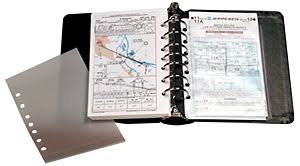 Jeppesen Chart Protectors Approach Chart Protector Ifr