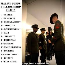 best marines images military life marine mom marine corps leadership traits
