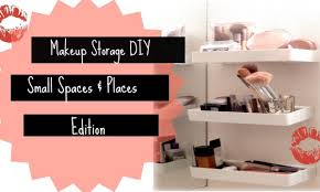 makeup vanity ideas for small es mugeek vidalondon