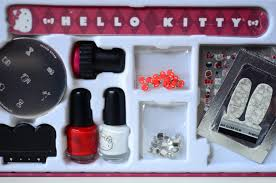 fun size beauty: Hello Kitty Kawaii Nail Art Set // Hello Kitty ...