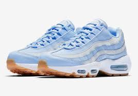 Air Max 95 Light Blue Gum Nike Air Max 95 307960 403 Release Info Sneakernews Com