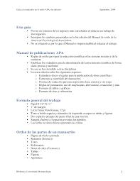 Normas Apa 6 Apuntes De Relaciones Laborales Y Recursos Humanos