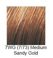 Wella Color Charm Demi Permanent Hair Color Chart 7wg 7 73 Medium Sandy Gold Wella Color Charm Demi