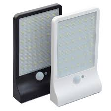 Solar Sensor Security Light