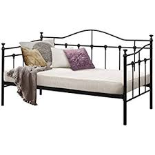 metal daybed. Perfect Metal Metal Daybed Imposing On Bedroom Inside Impressive Black 23 P16434863  Oliveargyle Com 15 Throughout