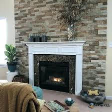 stacked stone fireplace ideas stacked stone fireplace ideas install faux stone veneer pertaining to stylish property