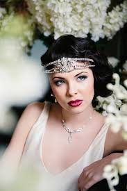 the great gatsby inspired photo shoot white images