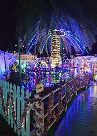 Pleasanton Holiday Lights Widmer World Holiday Lights In Pleasanton
