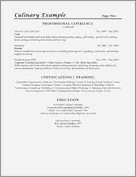 Culinary Cover Letter Sample Resume For Culinary Arts Student Lovely Cover Letter For