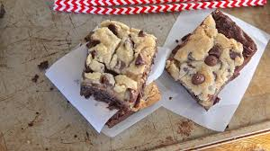 easy cookies brownie bars recipe