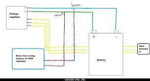 5 wire regulator rectifier wiring diagram 5 image regulator rectifier circuit diagram jodebal com on 5 wire regulator rectifier wiring diagram