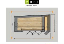 Small Picture 51 Garden Rooms Bespoke Designs Garden Office Guide Hudson