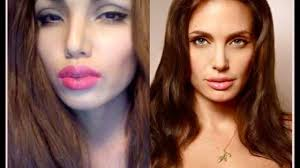 makeup tutorial angelina jolie make up transformation