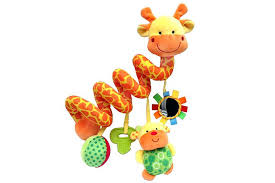 best baby toys 3 months giraffe crib toy from critters for Best Baby Toys Months Giraffe Crib Toy From Critters