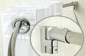 oval shower rod oval 6 curved shower rod bow circular shower rod for clawfoot tub oval shower rod