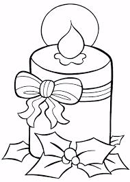 7 Kleurplaten Kerst Kaarsen Sampletemplatex1234 Sampletemplatex1234
