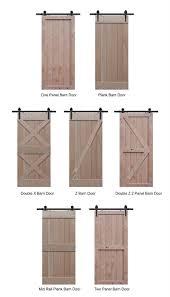 Diy Barn Doors Knotty Alder Barn Door Styles Pinteres