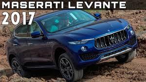 2017 Maserati Levante Review Rendered Price Specs Release Date ...