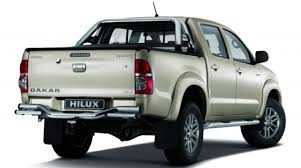new car releases 2015 south africaLimited Edition Toyota Dakar Hilux on Sale in South Africa