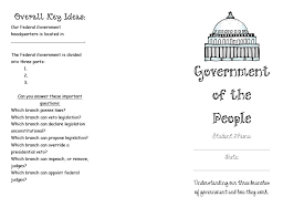Oceans of Teaching Ideas: Three Branches of Government