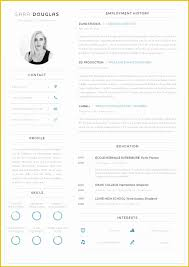 Free Modern Resume Templates Of Free Modern Resume Templates